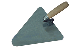 Triangle trowels