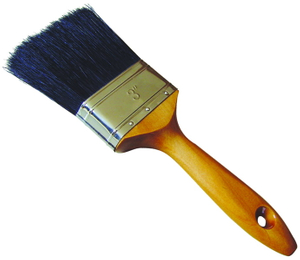 Lux type paint brush