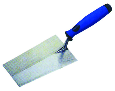 Bricklaying trowels