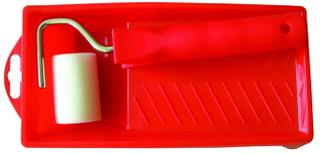 Economic paint roller kit