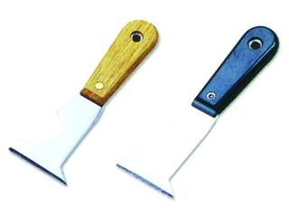 Multi-purpose cleaning scrapers